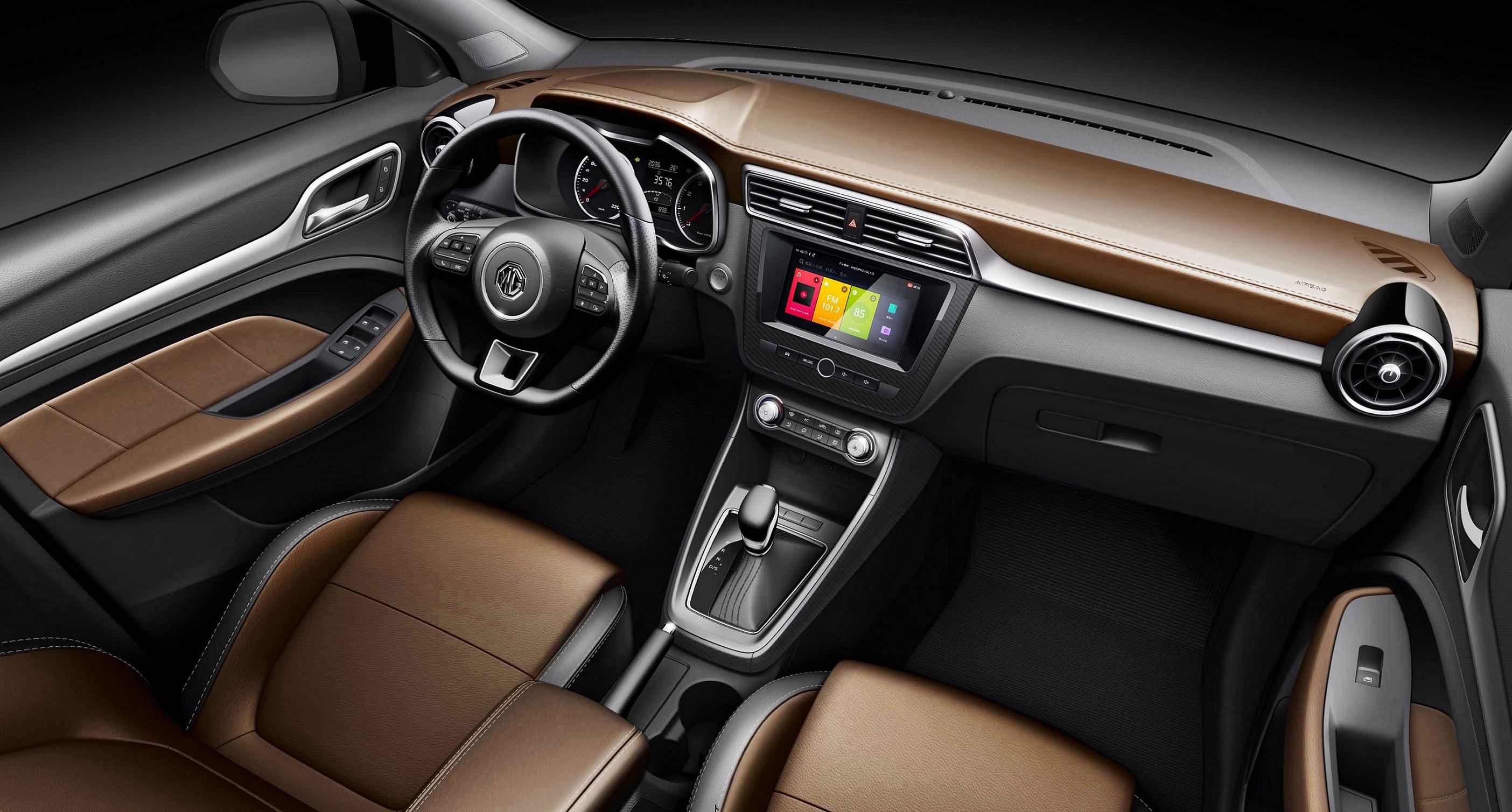 """إم جي ZS - السيارة الـ""""كروس أوڤر"""" الخدمية الأكثر مبيعًا بمصر في 2021"""