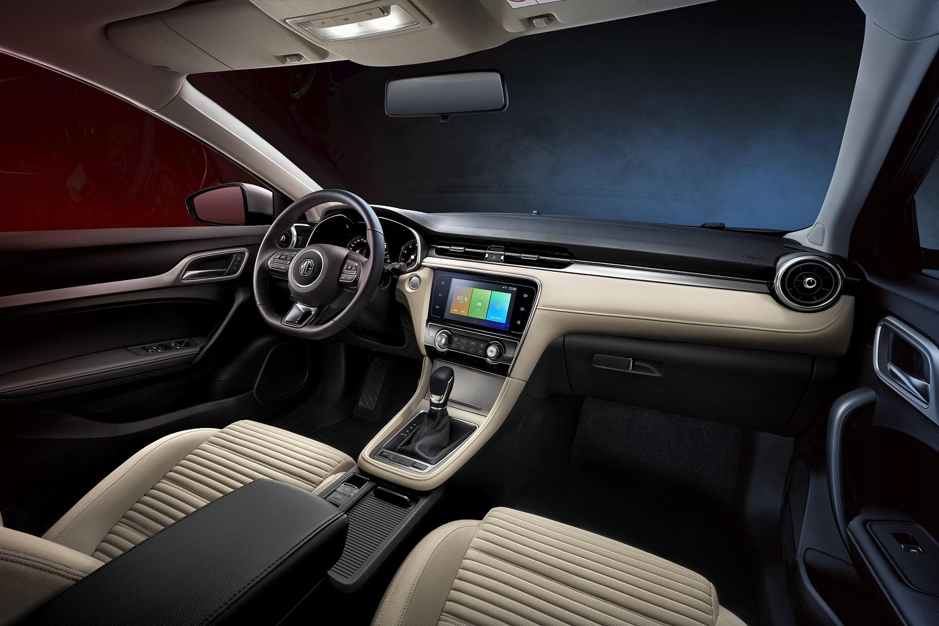 إم جي موتور تطلق رسميا طراز Mg6 الجديد كل يا في الشرق الأوسط