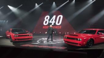 دودج تشالنجر ديمون Challenger Demon - أقوى سيارة أمريكية تُباع في التاريخ !