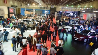 دورة عام 2017 من معرض القاهرة الدولي للسيارات