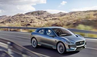 جاكوار تكشف عن I-PACE Concept .... سيارتها الكهربائية الجديدة رباعية الاندفاع