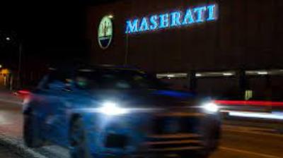 مازيراتي تعلن تأجيل موعد الكشف الرسمي عن جريكاليه الجديدة كليا